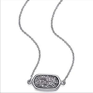 Jewelry - WISHMISS MOOM eyes pendant natural crystal druzy